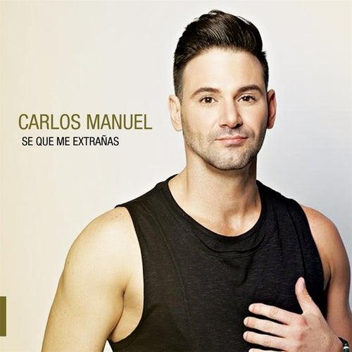 Se Que Me Extrañas by Carlos Manuel