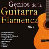 Genios de la Guitarra Flamenca, Vol. 1 by Various Artists