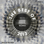 The Best of Selected Records 2013 (Part 2: Techno) by Various Artists