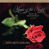 Music of the Night... Best of Broadway by Mary Beth Carlson