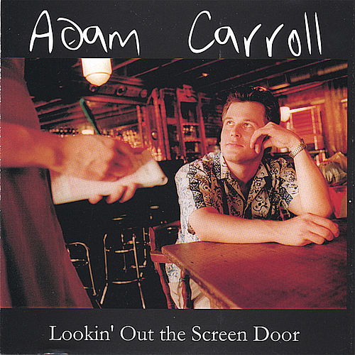 Looking Out The Screen Door by Adam Carroll