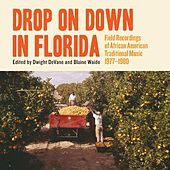 Drop on Down in Florida: Field Recordings of African American Traditional Music 1977–1980 by Various Artists