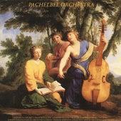 Johann Pachelbel: Canon in D Major - Antonio Vivaldi: The Four Seasons & Guitar Concerto - Johann Sebastian Bach: Air On the G String - Tomaso Albinoni: Adagio in G Minor for Strings and Organ by Various Artists