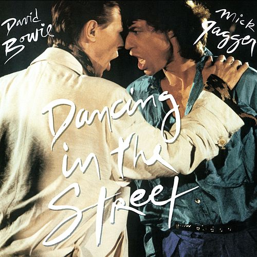 Dancing In The Street E.P. by David Bowie