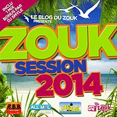 Zouk session 2014 by Various Artists