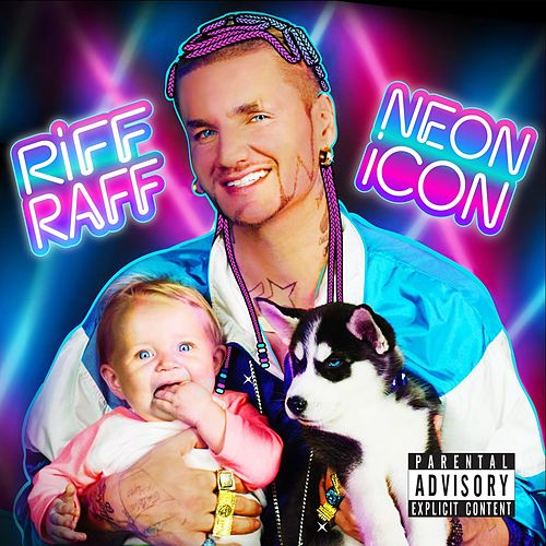 Neon Icon by Riff Raff