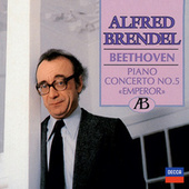 Beethoven: Piano Concerto No.5; Fantasia in C minor by Alfred Brendel