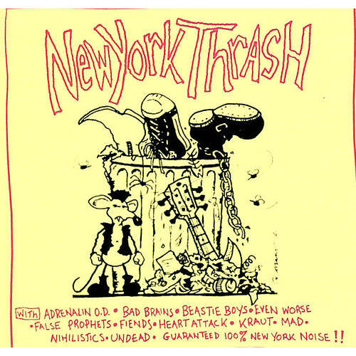 New York Thrash by Various Artists