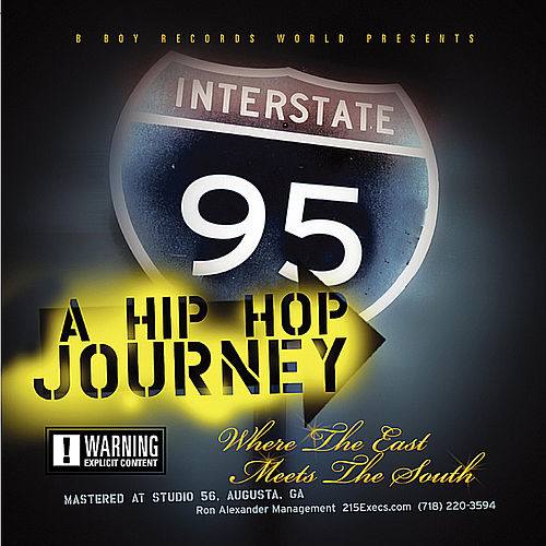 A Hip Hop Journey: Where The East Meets The West by Various Artists