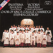 Victoria/Palestrina: Masses & Motets by Choir of King's College, Cambridge