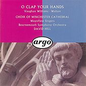 Walton/Vaughan Williams: O Clap Your Hands by Various Artists