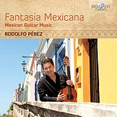 Fantasia Mexicana, Mexican Guitar Music by Various Artists