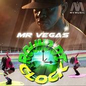Round Di Clock - Single by Mr. Vegas