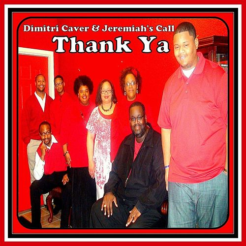 Thank Ya by Dimitri Caver