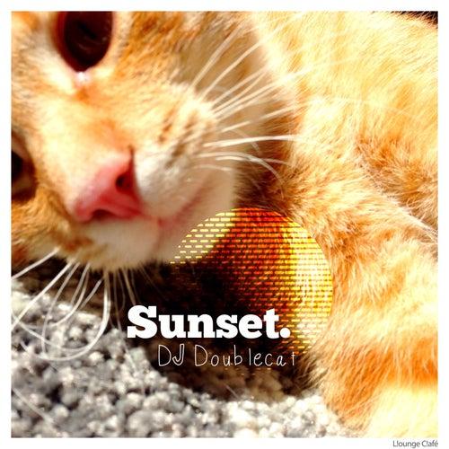 Sunset. by Lounge Café