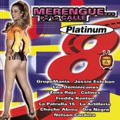 Merengue Pa' La Calle Platinum 8 by Various Artists