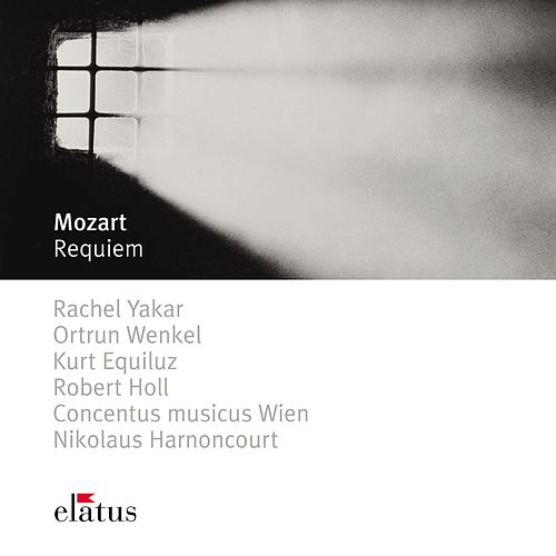 Mozart : Requiem by Rachel Yakar