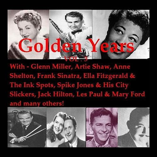 Golden Years Vol. 3 by Various Artists