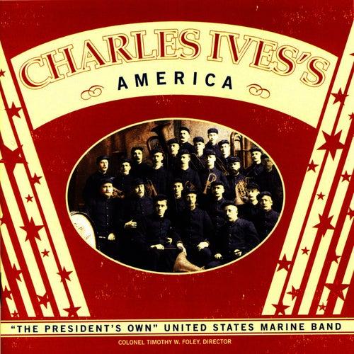 Charles Ives' America by Us Marine Band