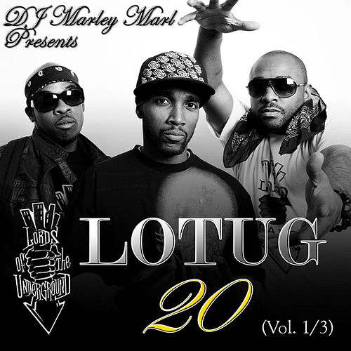 Lotug 20: The 20th Anniversary Collection Vol. 1 by Lords of the Underground