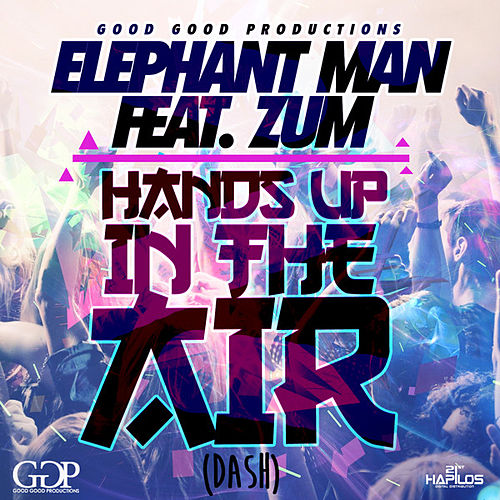 Hands Up in the Air - Single by Various Artists