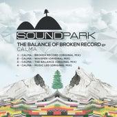 The Balance Of Broken Record - Single by La Calma