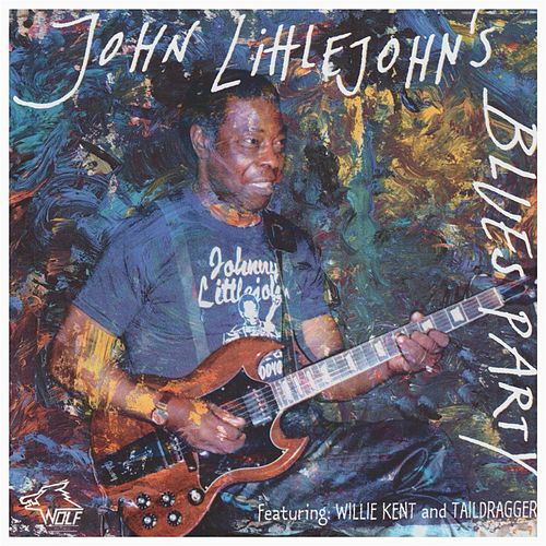 Chicago Blues Session, Vol. 13 by John Littlejohn