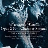 Corelli: Opus 2 & 4: Chamber Sonatas Taster EP by Avison Ensemble