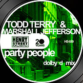 Party People (Dolby D Mixes) by Marshall Jefferson