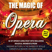 Magic of the Opera by Various Artists