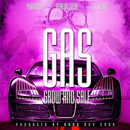 GAS (Grow and Sale) - Single by Yukmouth