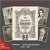 The Beniamino Gigli Collection, Vol. 4 (Verismo Arias & Scenes) [Remastered 2014] by Beniamino Gigli