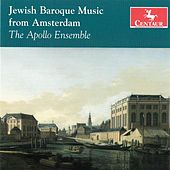Jewish Baroque Music from Amsterdam by Various Artists