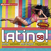 Latino 58 - Salsa Bachata Merengue Reggaeton (Compilation Ufficiale Fiesta Festival Roma) by Various Artists