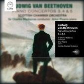 Beethoven: Piano Concertos 3, 4, & 5 Taster EP by Artur Pizarro