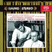 Schumann: Piano Concerto in A; Beethoven: Piano Concerto No. 5, Op. 73