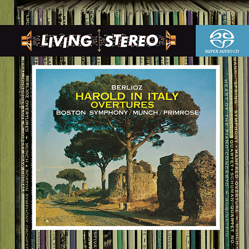 Berlioz: Harold in Italy; The Roman Carnival Overture; Benvenuto Cellini Overture; Le Corsaire Overture; Beatrice et Benedict Overture by Various Artists