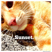 Sunset. by Deep House Music