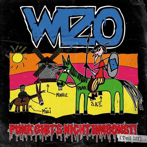 Punk gibt's nicht umsonst! (Teil III) by Wizo