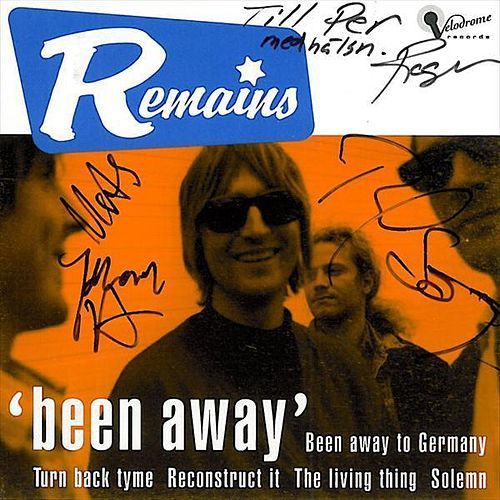 Been Away (Digital) by The Remains