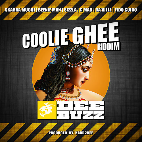 Coolie Ghee Riddim by Various Artists