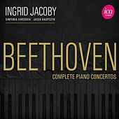 Beethoven: Complete Piano Concertos by Ingrid Jacoby