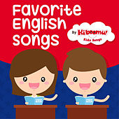 Favorite English Songs by The Kiboomers