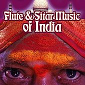 Flute & Sitar Music Of India by Vijay Raghav Rao