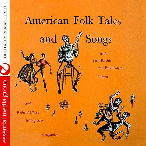 American Folk Tales & Songs by Various Artists