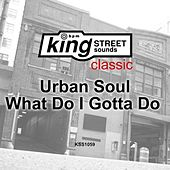 What Do I Gotta Do by Urban Soul