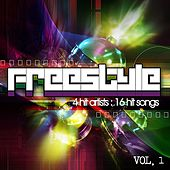 Freestyle 4 Hit Artists/16 Hit Songs by Various Artists