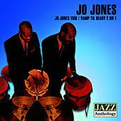 Jo Jones Trio / Vamp Til Ready 2 on 1 by Jo Jones