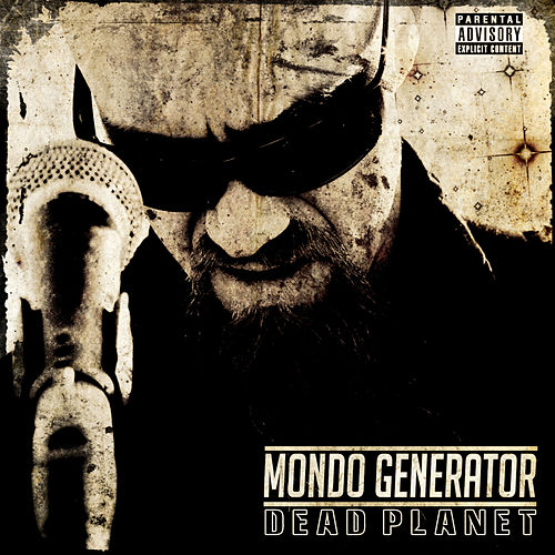 Dead Planet by Nick Oliveri