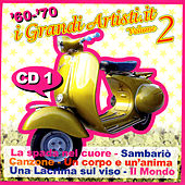 '60 - '70 I Grandi Artisti.It - Volume 2 - Cd 1 by Various Artists